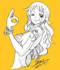 - One Piece - Nami