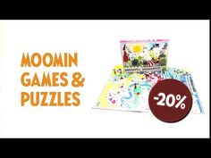 We're celebrating the Moomin's anniversary with new surprises every day in November!
