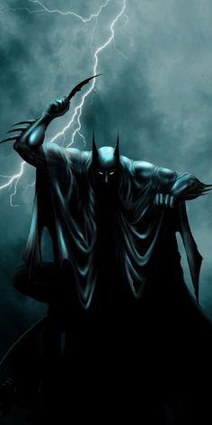 I Am Batman, Batman Art, Batman Redesign, Batman Returns, Batman Wallpaper, Batman The Dark Knight, Wallpaper Gallery, Dc Heroes, Lightning