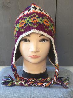 Nepal, Gloves, Crochet Hats, Beanie, Warm, Winter, Fashion, Knitting Hats, Winter Time