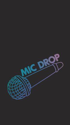 BTS bangtan mic drop bungee kpop wallpaper lockscreen Her