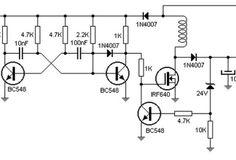 high current adjustable power supply circuit 0 30v 20a electronic 12v to 24v converter