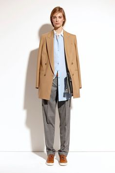 Michael Kors Pre-Fall 2014 good layering