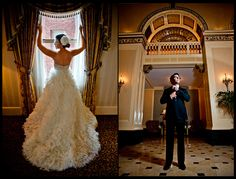 Omni William Penn Hotel wedding Photo Credit: One Way Street Production