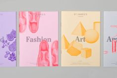 Art, fashion and food. Revisiting visitor guides – dn&co.