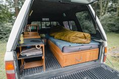 Camping Bed Travel Camping Bed For Kids Suv Camping, Truck Cap Camping, Truck Topper Camping, Pickup Camping, Truck Toppers, Truck Tent, Camping Hammock, Camping Ideas, Truck Shells