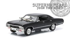 1:43 Hollywood Series 4 - Supernatural (Fernsehserie 2005-) - 1967 Chevrolet Impala Sport Sedan