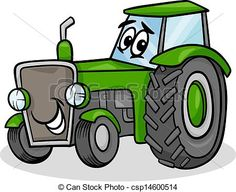 Illustration about Cartoon Illustration of Funny Farm Tractor Vehicle Comic Mascot Character. Illustration of engineering, equipment, character - 31848053 Train Drawing, Line Drawing, Tractor Drawing, Cartoon Chicken, Cartoon Clip, Farm Cartoon, Cartoon Wallpaper Iphone, Stickers, Pictures To Draw