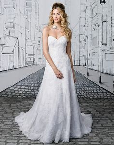 3d605754ab Justin Alexander wedding dresses style 8891 Pearl beading that is swoon  worthy. Scattered pearl appliques adorn the sweetheart neckline and  continue ...