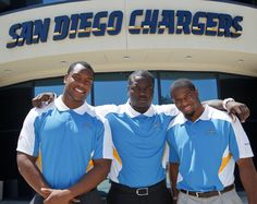 2012 San Diego Chargers Rookie Class (1st Three Rounds)