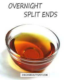 All you need to repair the frayed ends and improve the quality of your hair is an overnight hair treatment with just a few simple ingredients that will...