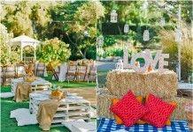 25 Fun Outdoor Picnic Wedding Ideas to Copy