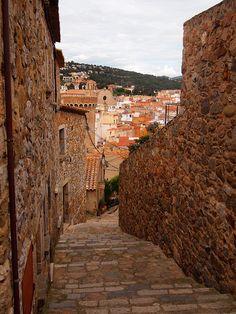 Castell de Tossa de Mar (La Selva - Catalunya - Spain)