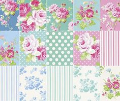 Sadie's Dance Card Charm Pack - Tanya Whelan - Free Spirit Fabrics — Missouri Star Quilt Co. Star Quilts, Rag Quilt, Easy Quilts, Quilt Bedding, American Girl Doll Shoes, American Girl Crafts, Quilted Placemat Patterns, Quilt Patterns, Diy Doll Mattress