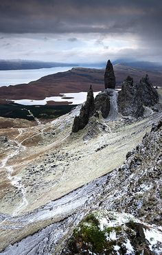 The Old Man of Storr, Skye |