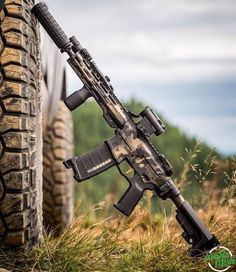 The best way to win an airsoft game is to play it correctly by selecting your gun accurately. Three different kinds of airsoft guns available these days are spring-powered guns, ga Tactical Rifles, Firearms, Shotguns, Weapons Guns, Guns And Ammo, Military Guns, Military Tactics, M4 Airsoft, Camo Guns