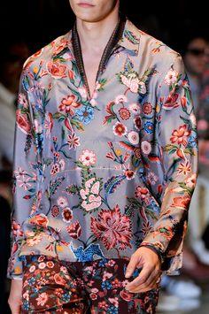 Gucci Men's Details S/S '14