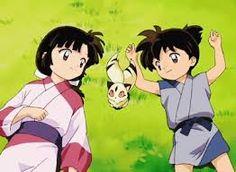 Kid Sango and Kohaku