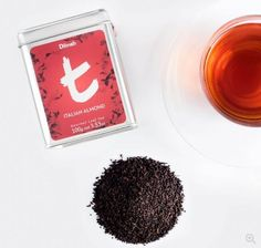 Italian Almond Luxury Tea Caddy Dilmah 100grms - Italienische Mandel Tee Ceylon #Dilmah Tea Caddy, Tea Art, Loose Leaf Tea, Sweet Cakes, Almond, Pure Products, Tea Online, Luxury, Stuff To Buy