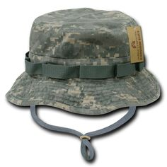 36582d53f96 Military Style Boonie Hunting Army Fishing Outdoor Hiking Bucket Jungle Hat
