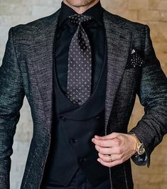 men suits casual -- Click visit link above for more info Sharp Dressed Man, Well Dressed Men, Stylish Jackets, Stylish Men, Moda Formal, Mode Man, Herren Outfit, Mode Masculine, Fashion Mode