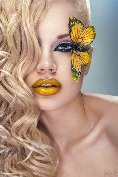 Sexy Yellow by *FlexDreams