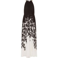 Ted Baker Jolena Floral print pleated maxi dress ($305) ❤ liked on Polyvore featuring dresses, black, women, sleeveless floral dress, pleated dress, floral print dress, strappy maxi dress and ted baker dresses