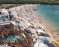 Discotechs galore  Zrce Beach 53 291 Novalja  Croatia  http://www.zrcespringbreak.com/