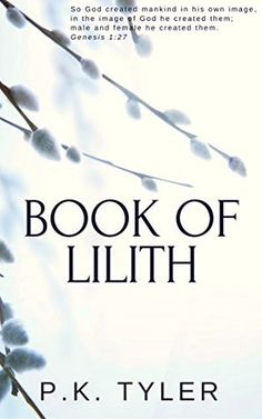 Books Eater: Review: Book of Lilith by P. K. Tyler