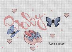 Cross Stitch Angels, Butterfly Cross Stitch, Cross Stitch Heart, Simple Cross Stitch, Cross Stitch Boards, Cross Stitch For Kids, Wedding Cross Stitch Patterns, Cross Stitch Designs, Cross Stitching
