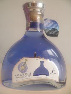 Sharish Blue Magic Gin PD