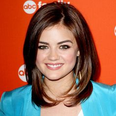 Lucy Hale - 2012 - Lucy Hale - Transformation - Hair - InStyle
