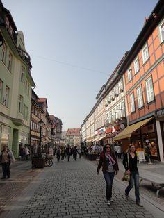 Wernigerode, Germany #ridecolorfully