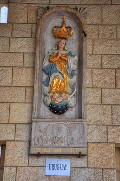 National Mosaics in the Basilica of Annunciation