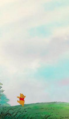 Beautiful Wallpaper Ideas Cartoon Disney Winnie The Pooh For Your Iphone - Holiday Everyday Disney Phone Wallpaper, Iphone Background Wallpaper, Aesthetic Iphone Wallpaper, Aesthetic Wallpapers, Funny Iphone Wallpaper, Cute Wallpaper Backgrounds, Tumblr Wallpaper, Disney Kunst, Disney Art
