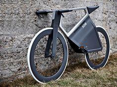 Jamy Yang, designer chinois fondateur du studio Yang Design nous présente 508 E-Bike, un vélo électrique arrogant. #design #vélo