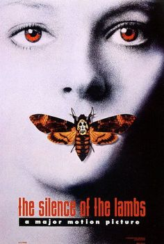 Silence of the Lambs - still one of the best thrillers ever made, dark and beautiful a true masterpiece of cinema.