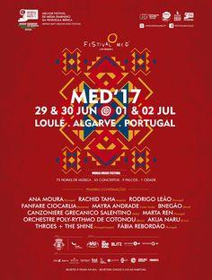 Algarve 7: BILHETES PARA O FESTIVAL MED JÁ ESTÃO À VENDA