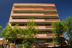 JB - Edificio - Italia 1448 Tigre. Ladrillo Visto Brick Work Multi Story Building, Architectural Firm, Architects, Buildings, Italia