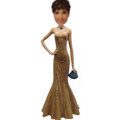 Good Dress Girl Bobble head doll 12 Inch, buy Good Dress Girl Bobble head doll 12 Inch - likenessme.com Nice Dresses, Girls Dresses, Formal Dresses, Dress Girl, Bobble Head, Different Styles, Dolls, Big, Unique