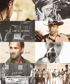 rick grimes quotes - Google Search