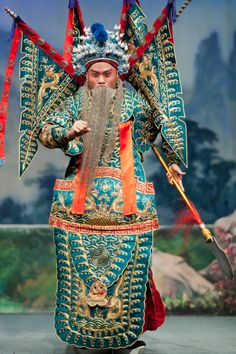 The General - Chinese Opera