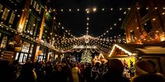 Toronto Christmas Market  |  Rediscover the Magic & Romance of Christmas