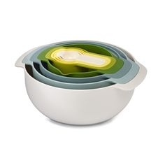Joseph Joseph Nest 9 Piece Mixing Bowl Set ** You can get more details by clicking on the image.