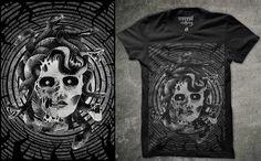 #medusa #tshirt #unrestclothing
