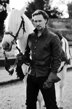 Henry V - Tom Hiddleston as Prince Hal