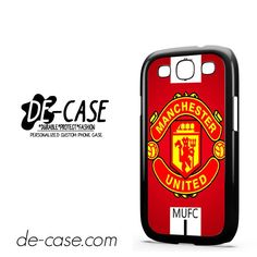 Manchester United Fc The Red Devil DEAL-6828 Samsung Phonecase Cover For Samsung Galaxy S3 / S3 Mini