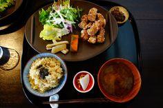穀菜カフェ ソラフネ 鎌倉市大町/自然食カフェ~鎌倉2015 その9 : 「趣味はウォーキングでは無い」