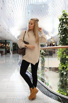 Timberland Boots & Shoes Holiday Sale Up to Off Tims Outfits, Winter Boots Outfits, Legging Outfits, Fall Outfits, Casual Outfits, Cute Outfits, Outfit Winter, Mode Timberland, Timberland Outfits Women