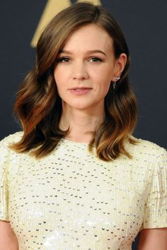 Whether you're looking for a total transformation or just a little layering, these are the celebrity cuts to request in 2016: Carey Mulligan